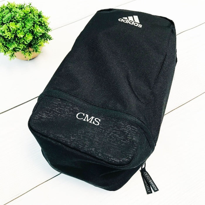 Embellish Adidas Travel Shoe Bag | Monogrammed