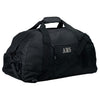 Embellish Classic Black Travel Duffel | Monogrammed