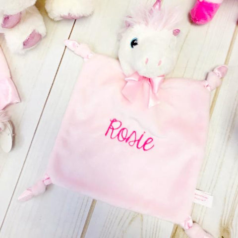 Embellish Custom Baby Lovie | Personalized