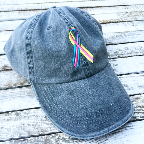 METAVIVOR Logo Ball Cap