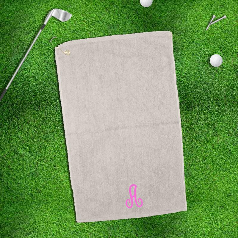 Women's Personalized Golf Towels
