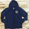 Ladies Cut Monogrammed Hooded Rain Jacket in Six Colors | QUICK SHIP
