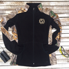 Monogrammed Micro-Fleece Realtree Camo Full Zip