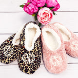 Embellish Cozy Sherpa Slippers | Monogrammed
