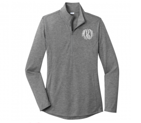 Embellish Lightweight Performance Pullover | Personalized
