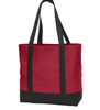 Embellish Classic Poly Canvas Boat Tote | Monogrammed | QUICK SHIP