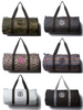 Embellish Large Chic Stylish Duffel Bag in Nine Prints | Monogrammed