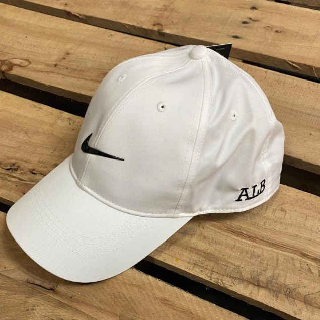 nike ball cap monogram