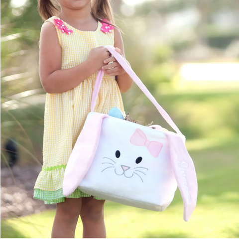 Embellish Sweet Easter Bucket Tote Collection | Personalized