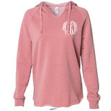 Embellish Soft Fleece Pullover Hooded Tunic | Monogrammed