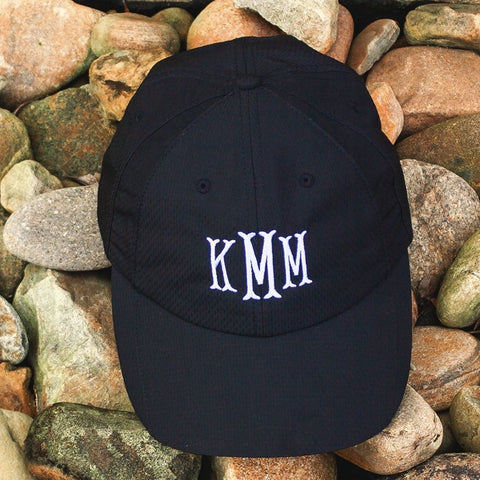 Embellish Performance Dri Fit Athletic Ball Cap  | Monogrammed