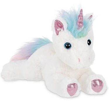 Embellish Plush Rainbow Unicorn 10""