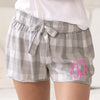 Embellish Summer Weight Lounge Shorts | Monogrammed