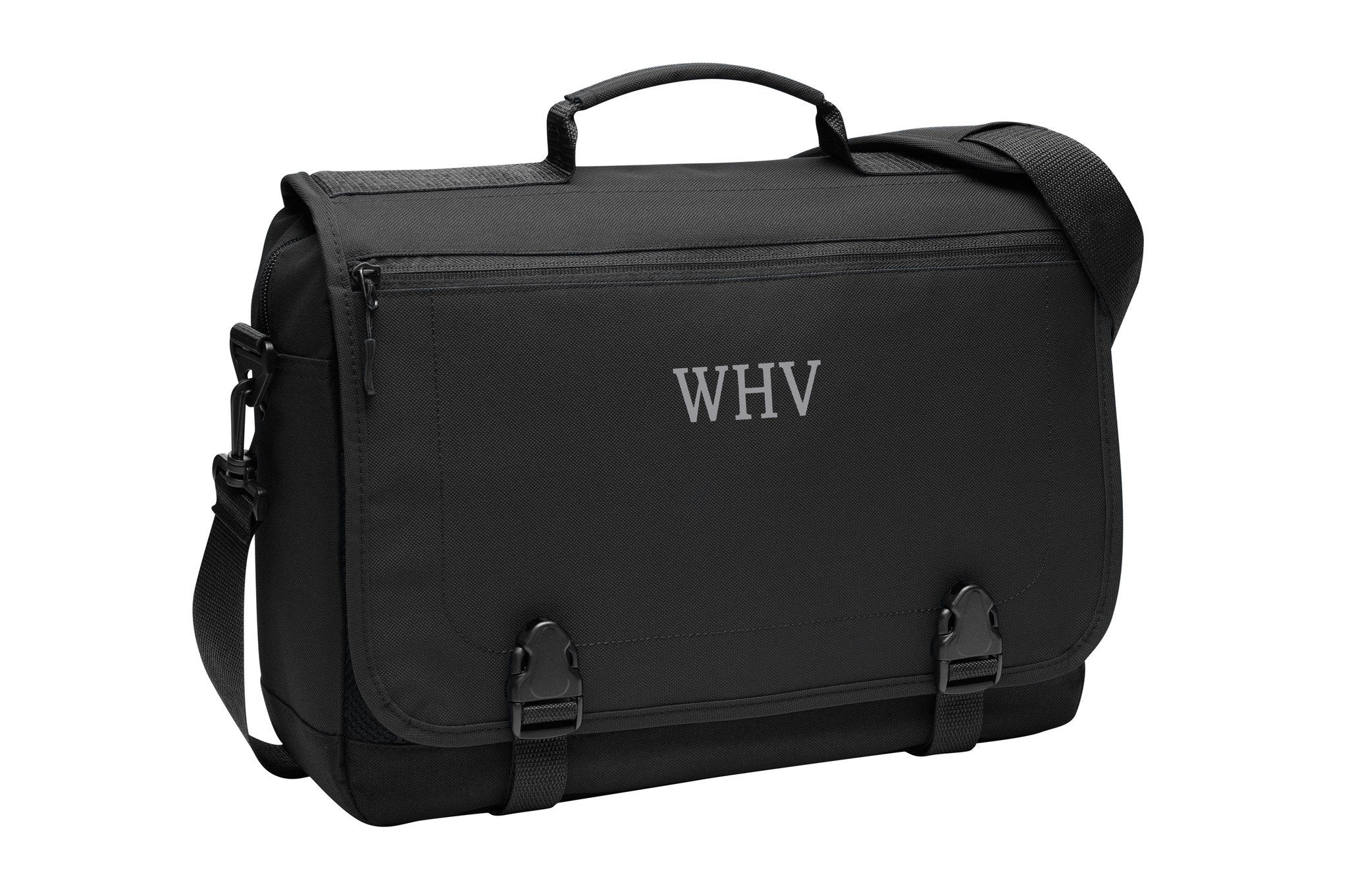 Embellish Custom Personalized Full-size Messenger Briefcase Bag