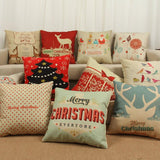 Festive Holiday Pillow Covers | FREE SHIPPING