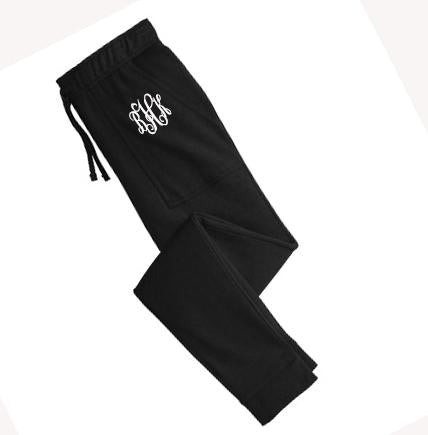 Embellish Cozy Every Day Lounge Joggers | Monogrammed
