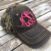 Embellish Mossy Oak Camo Contrast Ball Cap | Monogrammed | QUICK SHIP