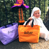 Trick or Treat Halloween Personalized Tote Bag