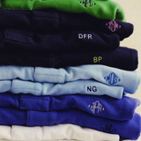 Embellish Classic Cotton Blend Youth Polo | Monogrammed | QUICK SHIP