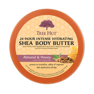 Shea Body Butter Almond & Honey