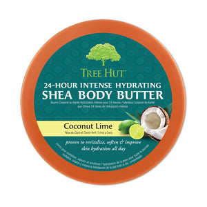 Shea Body Butter Coconut Lime
