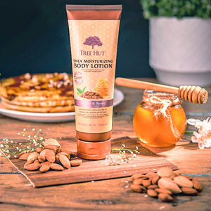 Almond & Honey Shea Body Lotion  255g