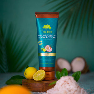 Coconut Lime Shea  Body Lotion 255g