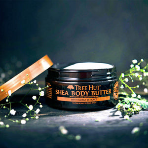 Hawaiian Kukui Shea Body Butter 198g