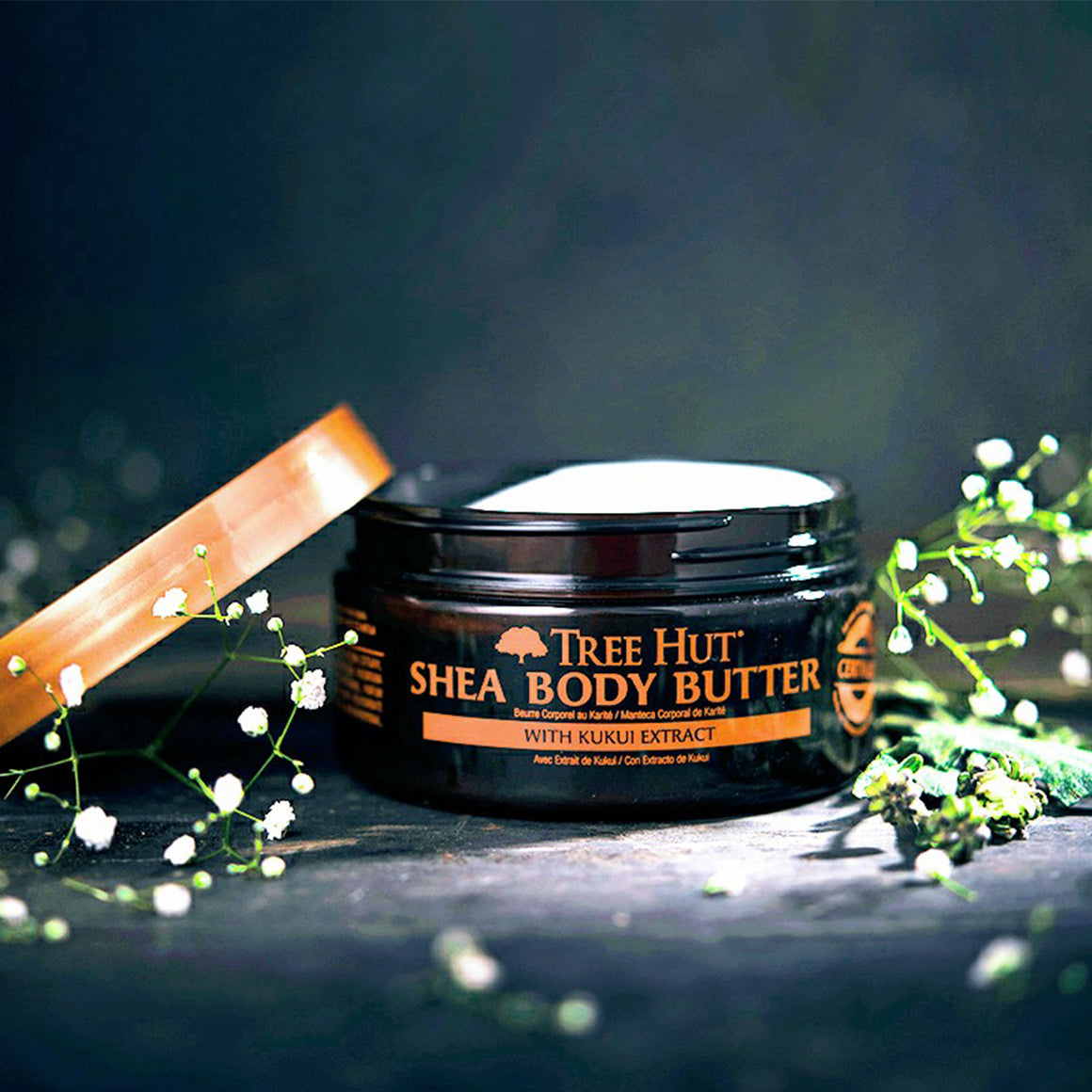 Shea Body Butter Hawaiian Kukui 198g