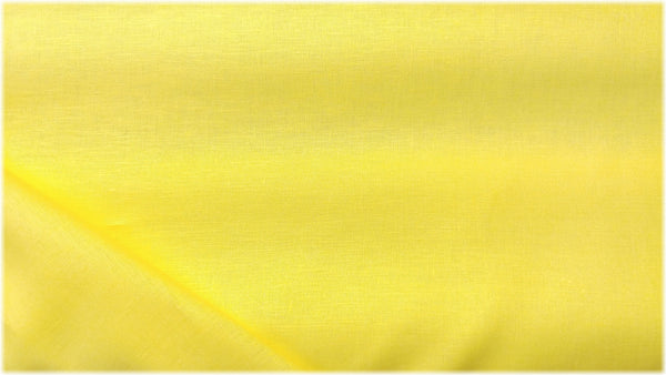 Glenarm - New Yellow - 100% linen fabric - irish linen - john hanna limited - bairdmcnutt