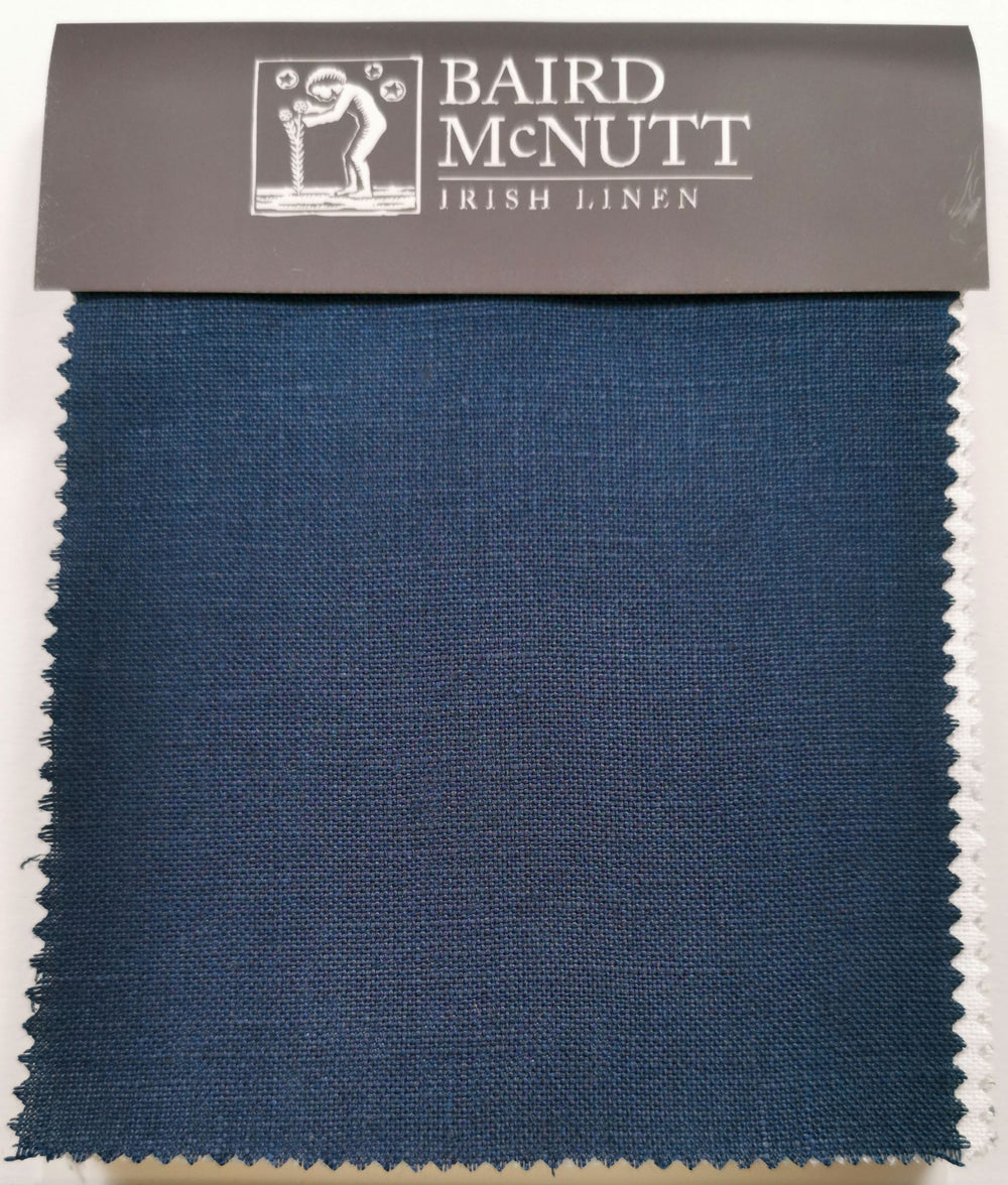 Sample Brochure - Milltown (228gsm) - 100% linen fabric - irish linen - john hanna limited - bairdmcnutt