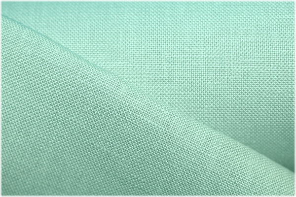 Milltown - Tropical Blue - 100% linen fabric - irish linen - john hanna limited - bairdmcnutt