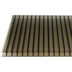 10mm Bronze Twin Wall Polycarbonate