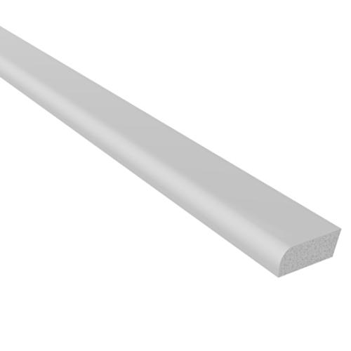 30mm White UPVC Window Finishing Trim