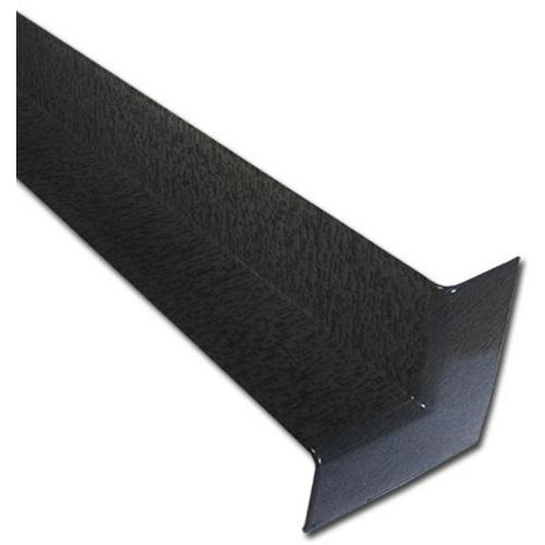 450mm Anthracite Dark Grey Internal Fascia Corner - Double Ended-Eurocell-PVC-CRD