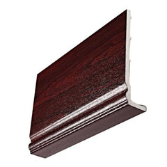 9mm Rosewood Ogee Fascia Capping Board 5m