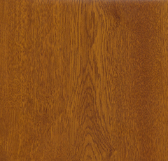 Golden Oak PVC 40mm x 40mm Rigid Angle