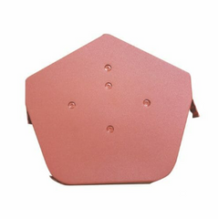 Easyverge Terracotta Universal Ridge End Cap