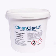 Hygienic Wall Cladding 6.5 litre 2 Part Adhesive