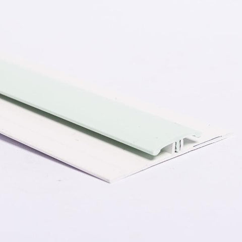 Hygienic Wall Cladding H Section Joint Strip Pastel Green-CleanClad-PVC-CRD