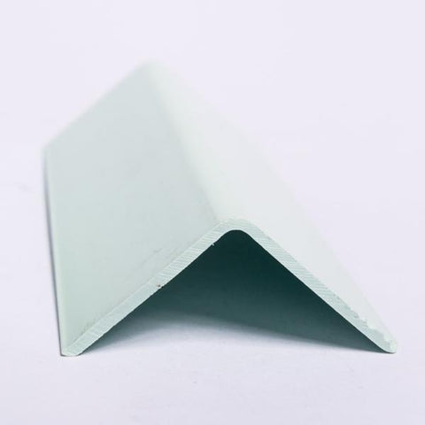 Hygienic Wall Cladding Internal Angle Pastel Green-CleanClad-PVC-CRD