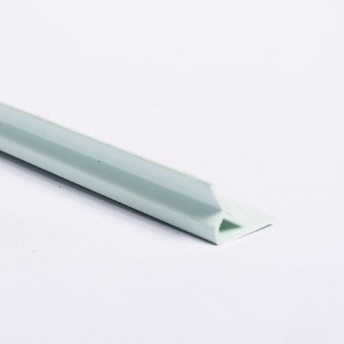 Hygienic Wall Cladding Small Internal Corner Joint Pastel Green