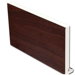 Rosewood PVC 5m Replacement Fascia Board 18mm