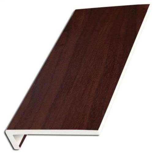 Rosewood Upvc Internal Window Sill Cover Square Edge Pvc Crd