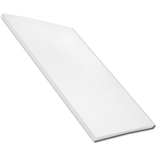 White UPVC Soffit Board