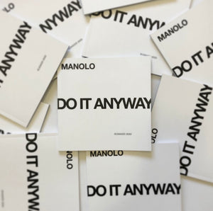 DO IT ANYWAY ZINE[Summer 2020]