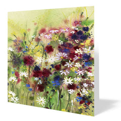 Hayfield Card 14cm x 14cm (Pack of five)