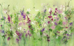 Midspring Meadow Original Painting