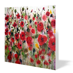 Remember 14cm x 14cm (Pack of five)