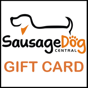 Sausage Dog Central Gift Card
